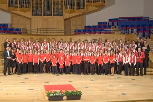 Alle Orchester des Musikvereins Gundelsheim